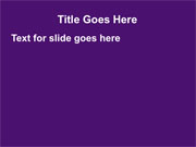 purple signage template